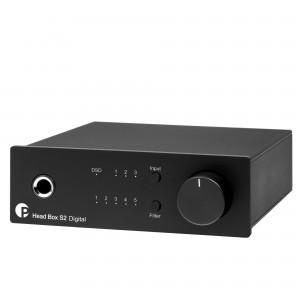 Pro-Ject Head Box S2 Digital schwarz