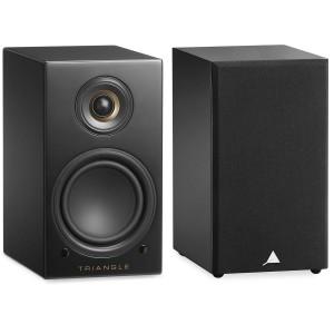 Triangle Elara LN01A schwarz matt Paar Aktiv-Lautsprecher
