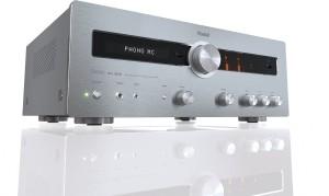 Magnat MA 900 silber Stereo High-End Hybrid-Vollverstärker