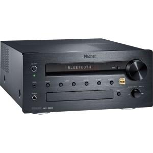Magnat MC 200 schwarz Netzwerk-Player / CD-Receiver