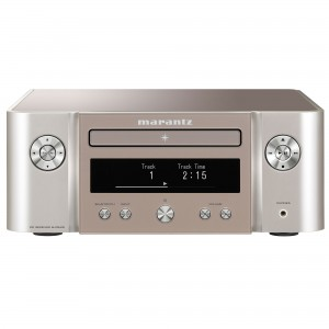Marantz Melody (M-CR 412) silber/gold CD-Receiver