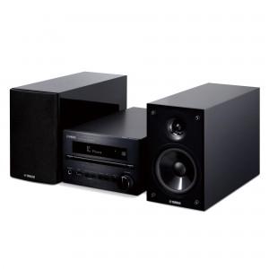 Yamaha  MCR-B 370 D schwarz/piano schwarz Kompakt-Anlage
