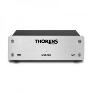 Thorens MM-008 silber Phono Vorverstärker