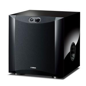 Yamaha NS-SW 200 piano schwarz Stück Aktivsubwoofer