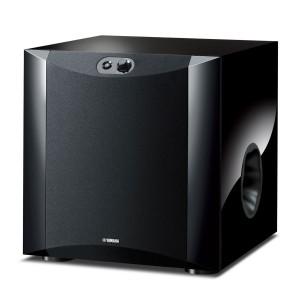Yamaha NS-SW 300 piano schwarz Stück Aktivsubwoofer