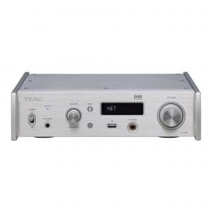 Teac NT-505 silber USB-D/A-Wandler/ Netzwerk-Player