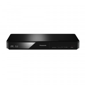 Panasonic DMP-BDT 184 EG schwarz Blu-ray Player