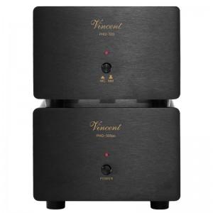 Vincent PHO-500 schwarz Phono Vorverstärker