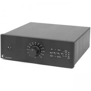 Pro-Ject Phono Box RS schwarz