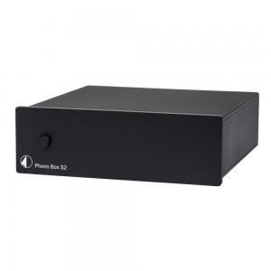 Pro-Ject Phono Box S2 schwarz