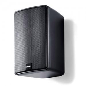 Canton Plus GX.3 schwarz Stück Satellitenlautsprecher