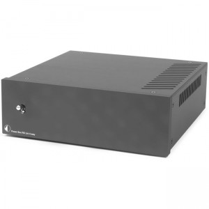 Pro-Ject Power Box RS Uni 4-way schwarz