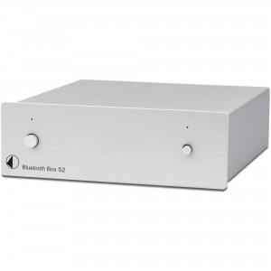 Pro-Ject Bluetooth Box S2 silber