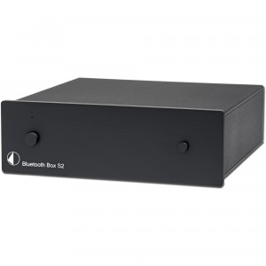 Pro-Ject Bluetooth Box S2 schwarz