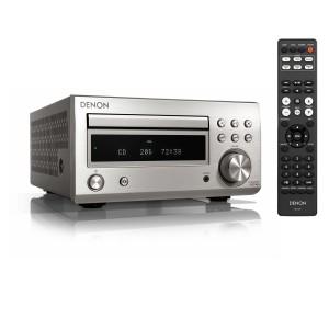 Denon RCD-M 41 DAB silber CD-Receiver