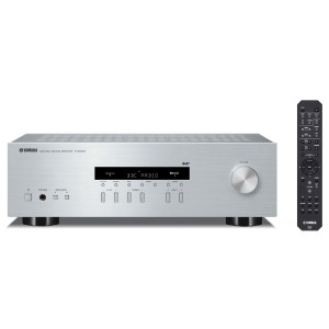 Yamaha R-S 202D silber Stereo-Receiver
