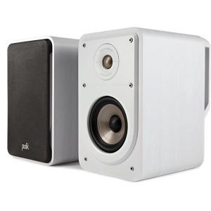 Polk Audio Signature S15E weiss Paar - Sonderartikel - Regallautsprecher