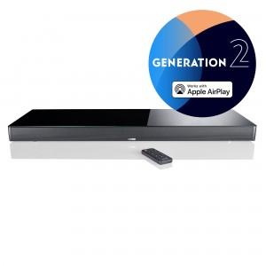 Canton Smart Sounddeck 100 Generation 2 schwarz Heimkinosystem