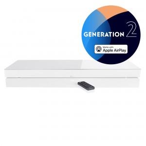 Canton Smart Sounddeck 100 Generation 2 weiss Heimkinosystem
