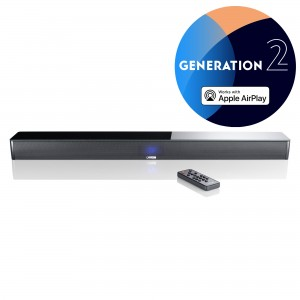 Canton Smart Soundbar 9 Generation 2 schwarz Heimkinosystem