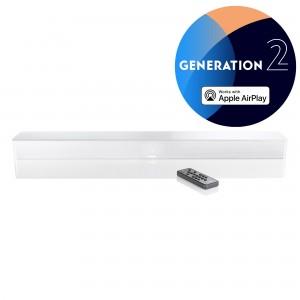 Canton Smart Soundbar 9 Generation 2 weiss Heimkinosystem