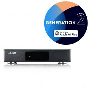 Canton Smart Connect 5.1 Generation 2 - Retoure -  Wireless AV-Vorverstärker