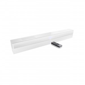 Canton Smart Soundbar 10 weiss Heimkinosystem