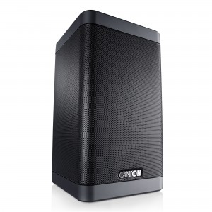 Canton Smart Soundbox 3 schwarz Wireless-Lautsprecher
