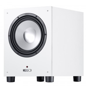 Canton SUB 10.4 weiss Aktivsubwoofer