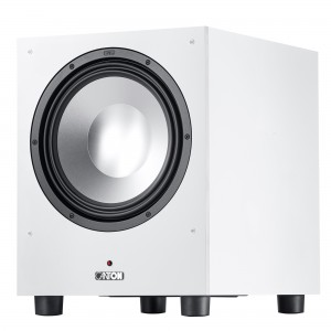 Canton SUB 12.4 weiss Aktivsubwoofer