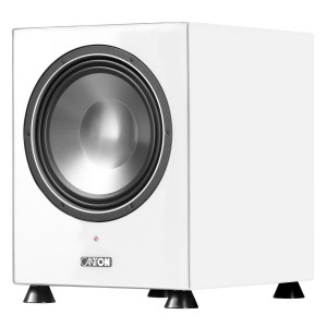 Canton SUB 1500 R weiss highgloss Aktivsubwoofer