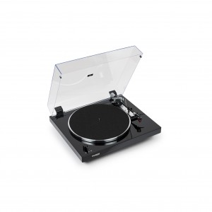 Thorens TD 103 A hochglanz schwarz Plattenspieler