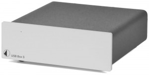 Pro-Ject USB Box S silber