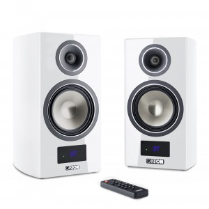 Canton Smart Vento 3 weiss highgloss Set Wireless Aktiv-Lautsprecher