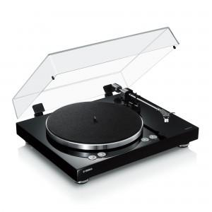 Yamaha MusicCast VINYL 500 TT-N 503 schwarz Plattenspieler