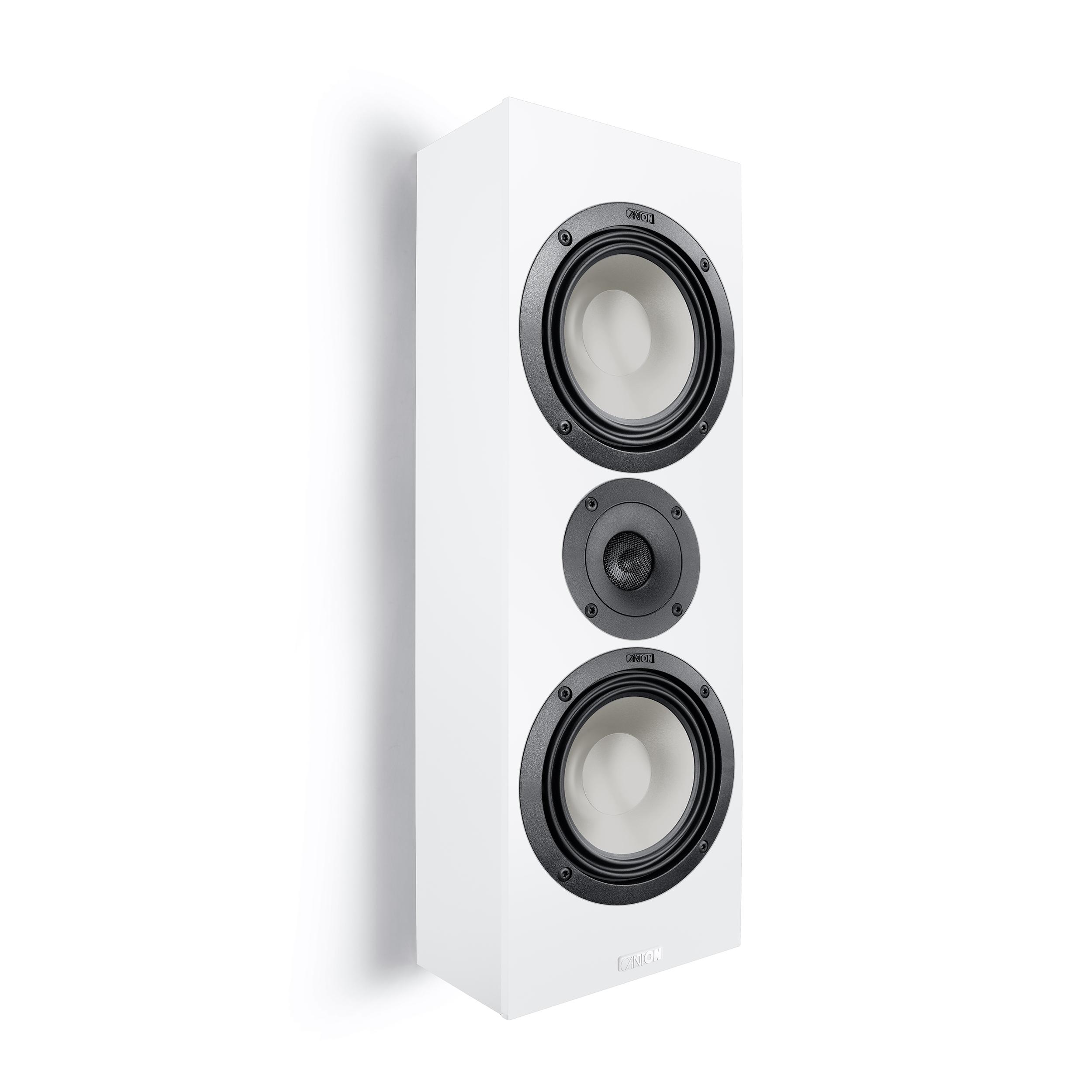 Canton GLE 15 OnWall weiss Stück Lautsprecher 101320