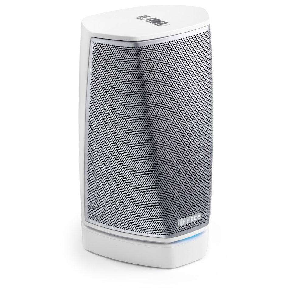 Heos 1 HS2 inkl. Go Pack weiss Wireless-Lautsprecher