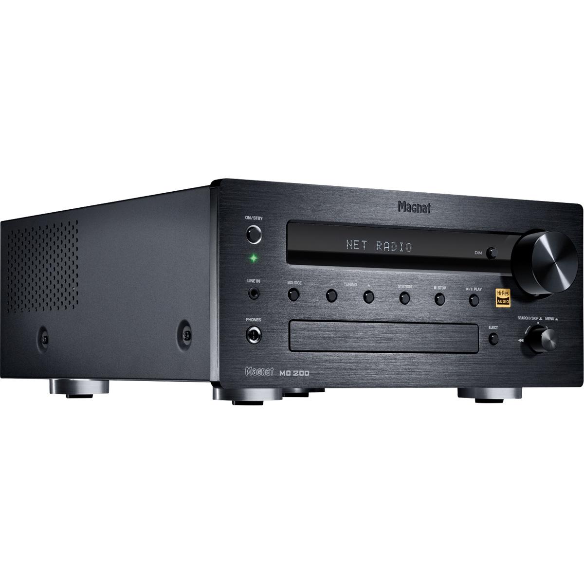 Magnat MC 200 Netzwerk-CD-Receiver 101237