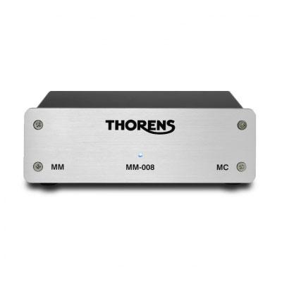 Thorens MM-008 silber Phono Vorverstärker 44084