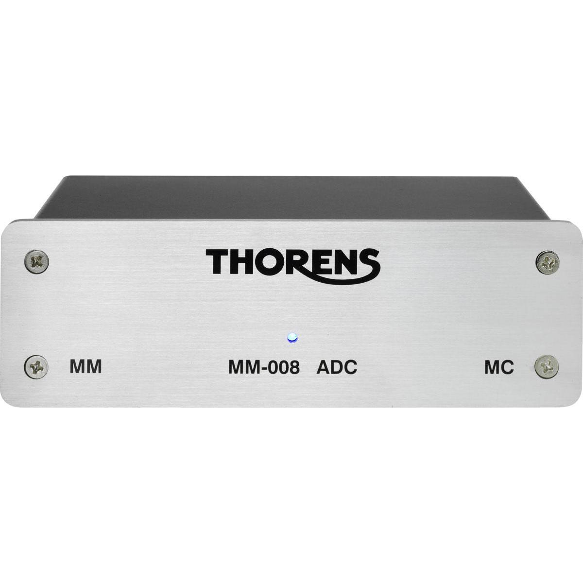 Thorens MM-008 ADC silber Phono Vorverstärker 44191