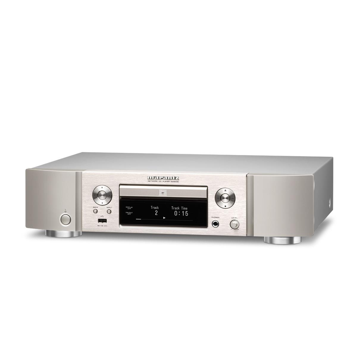 Marantz ND 8006 silber/gold Allround-Netzwerk-CD-Player 991105