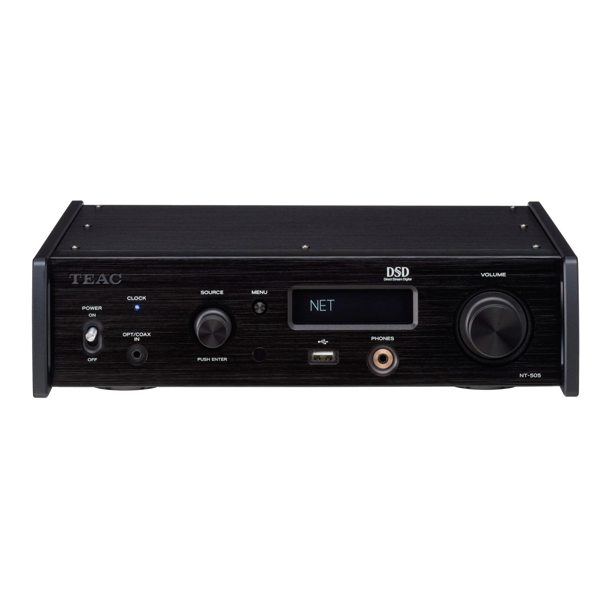 Teac NT-505 schwarz Netzwerk-Player 99445