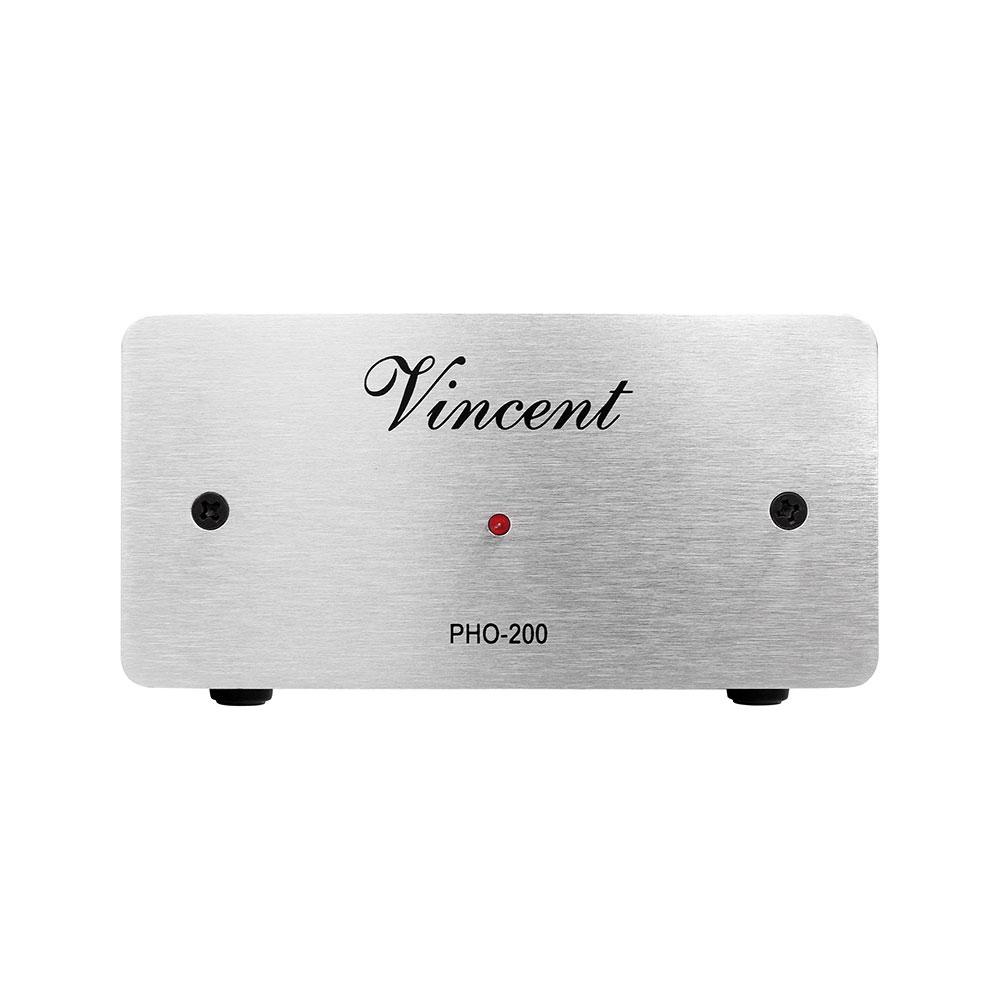 Vincent PHO-200 silber Phono Vorverstärker 42082