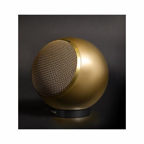 Elipson Planet M gold matt Stück Regallautsprecher 100054