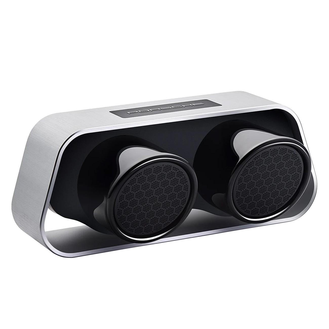 Porsche 911 Speaker silber Bluetooth-Lautsprecher 99113