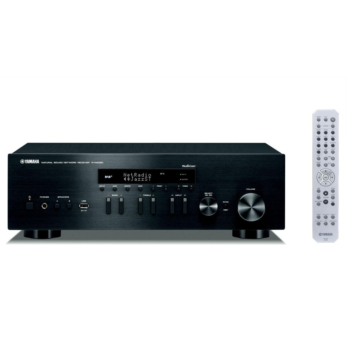 Yamaha R-N 402D schwarz Netzwerk-Receiver 103110
