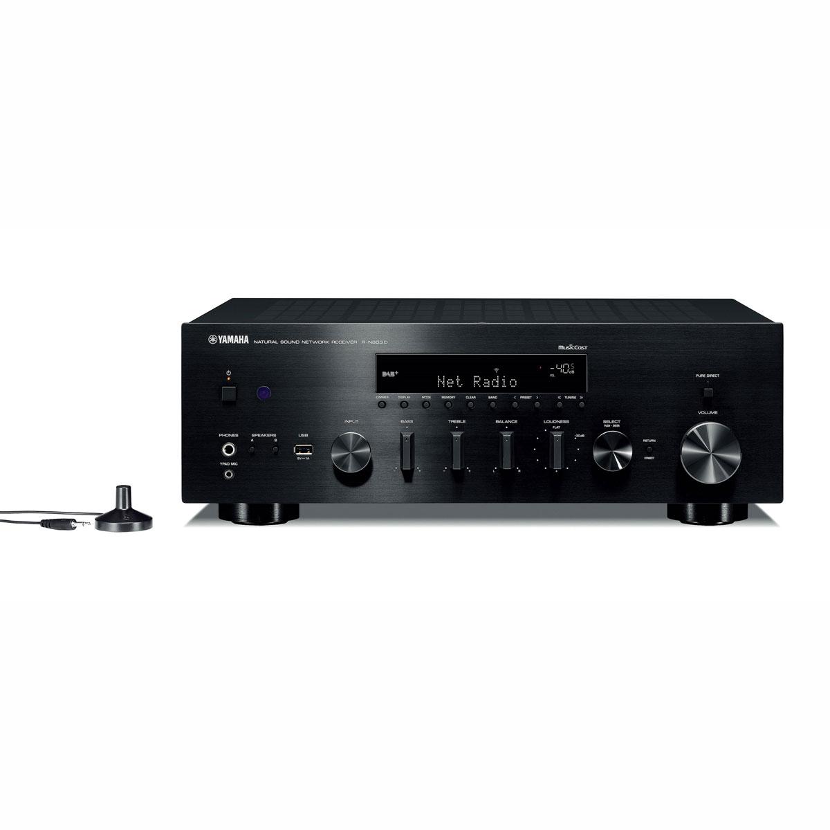 Yamaha R-N 803D schwarz Netzwerk-Receiver 100063