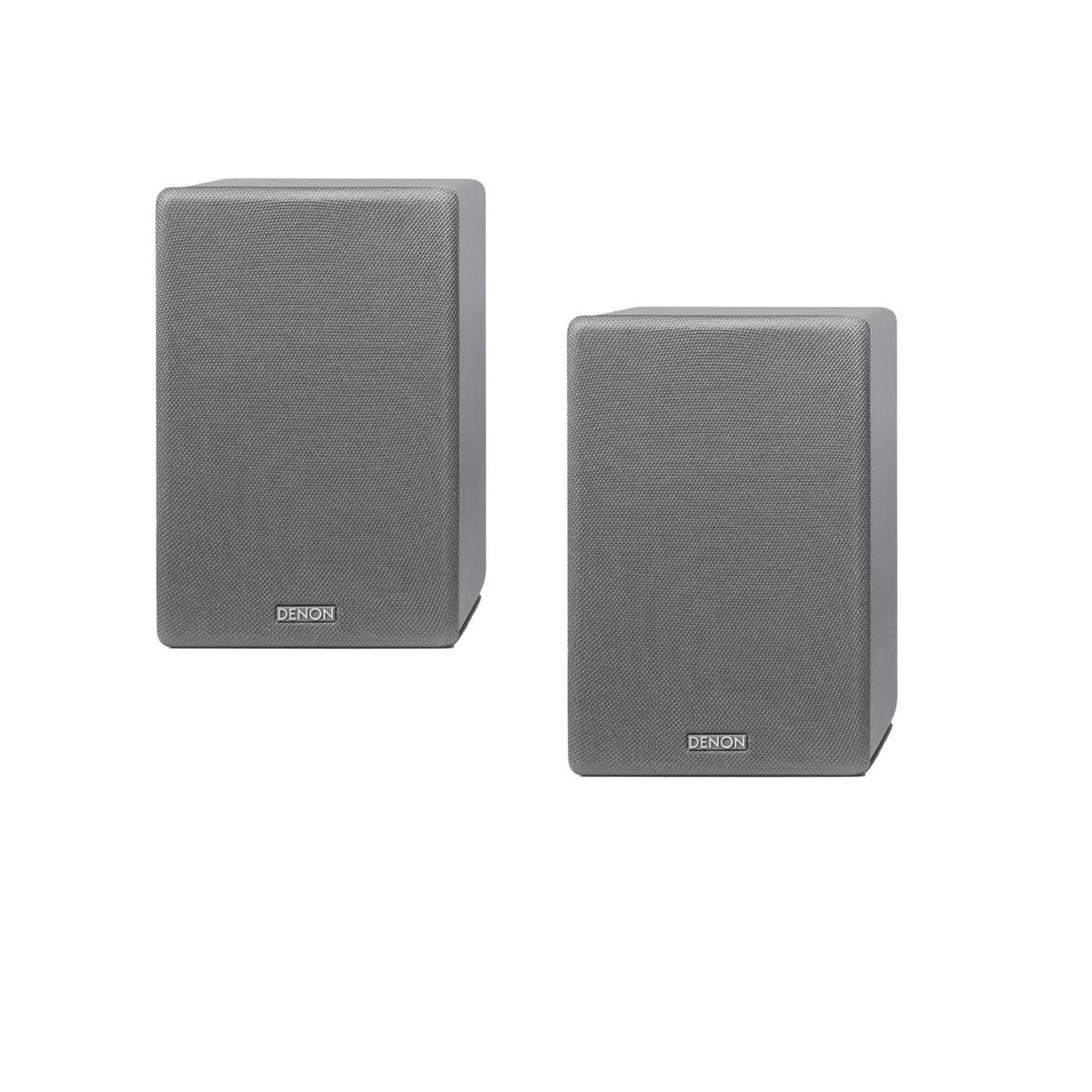 Denon SC-N 10 grau Paar Lautsprecher 101091
