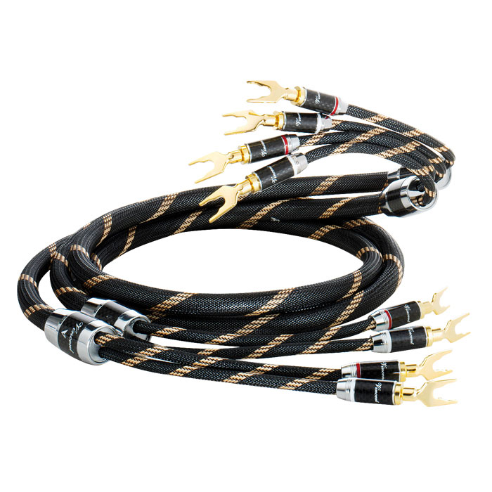 Vincent Single-Wire Lautsprecher Kabel 59014