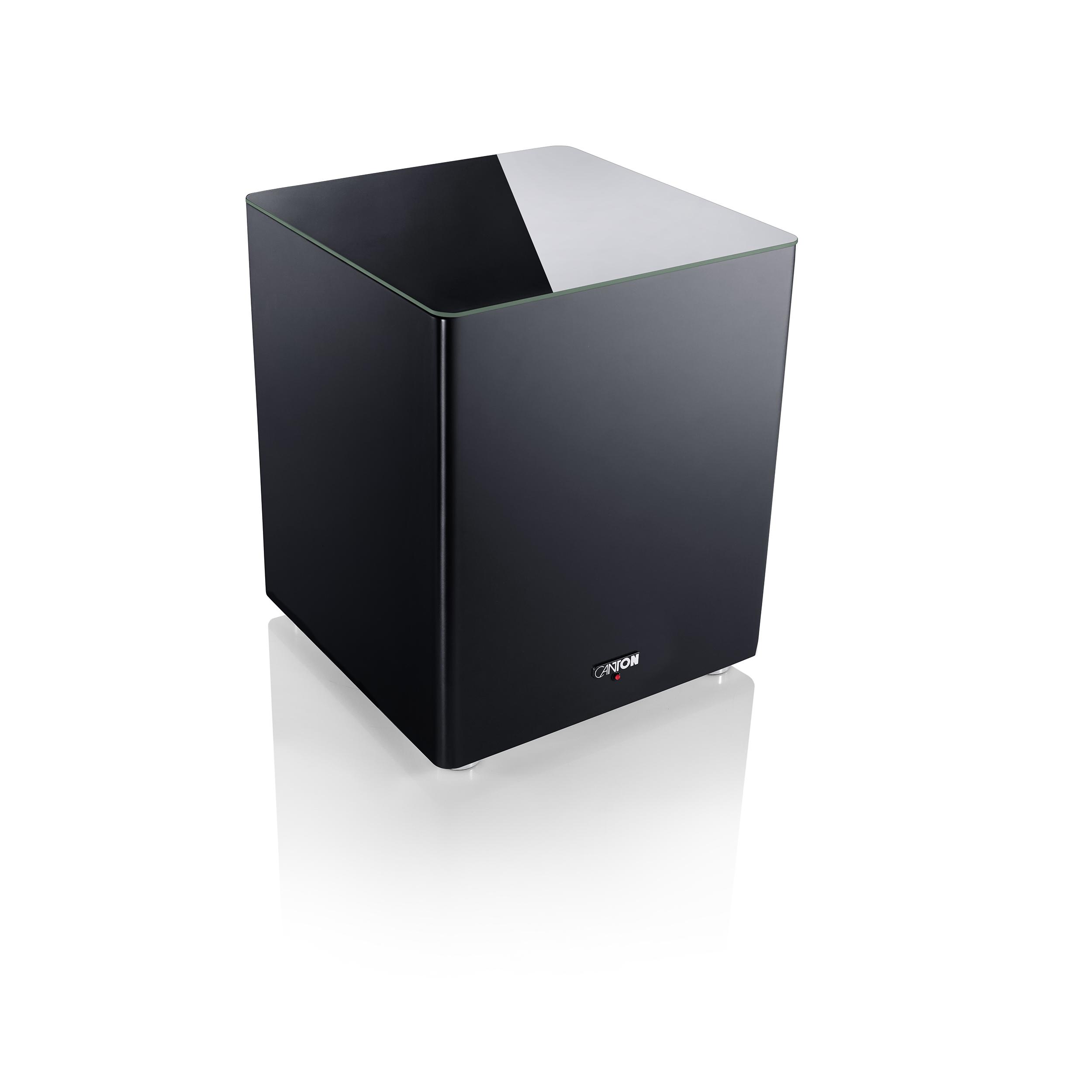 Canton Smart SUB 12 schwarz Stück Aktiv-Wireless-Subwoofer 546155
